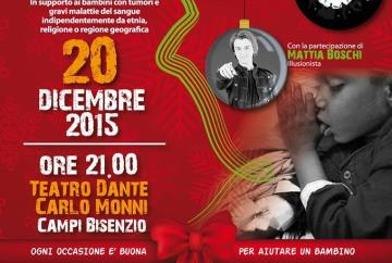 Natale Con Cure2Children 2015