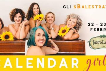 CALENDAR girls Teatro Lumiere
